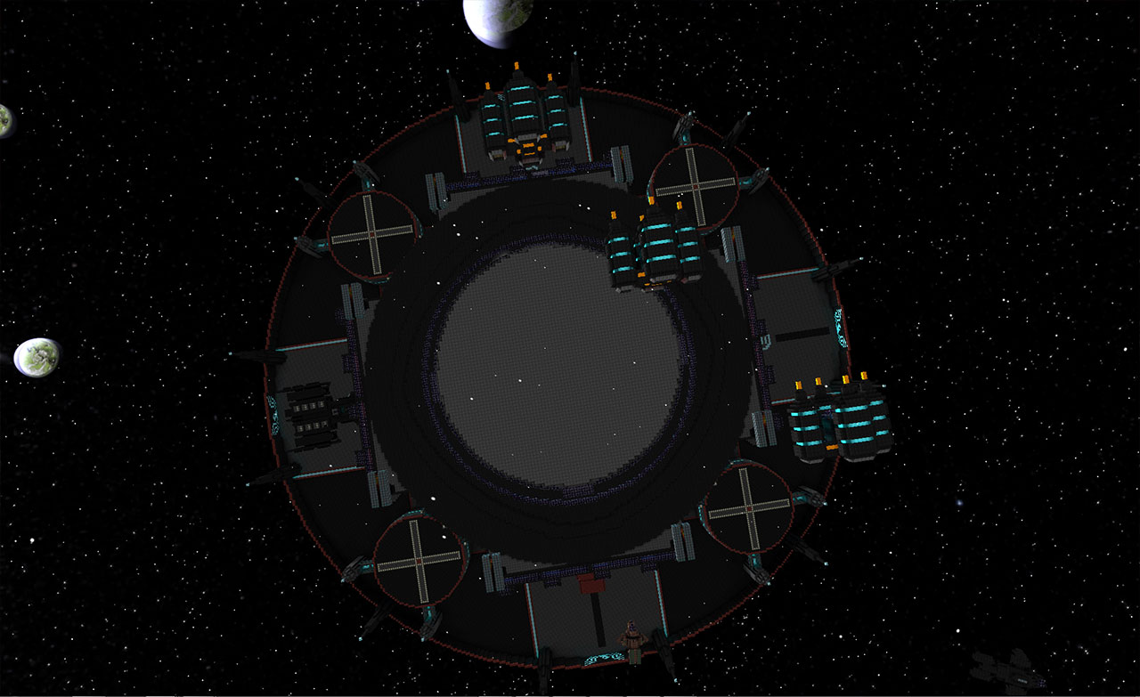 unsc space station huge - photo #18